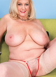 Big, Strapping Blonde