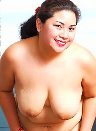 Extra Large Asian