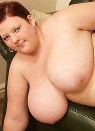 Carly is one cute and sexy BBW. Gifted in the art of deep throating, she loves having her 34J titties grabbed hard while choking back