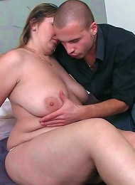 Great sex with a wonderful fat girl