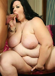Plump candy gets it hard and deep from behind